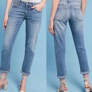 Pilcro & The Letterpress Hyphen Relaxed Jean